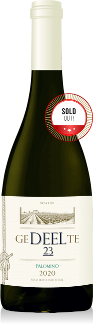 Gedeelte Wines Brakkuil Palomino 2020